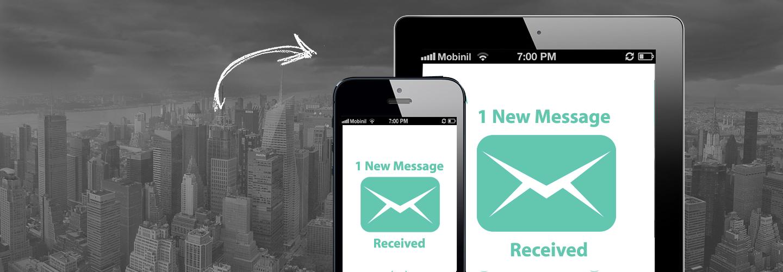 Send SMS now !